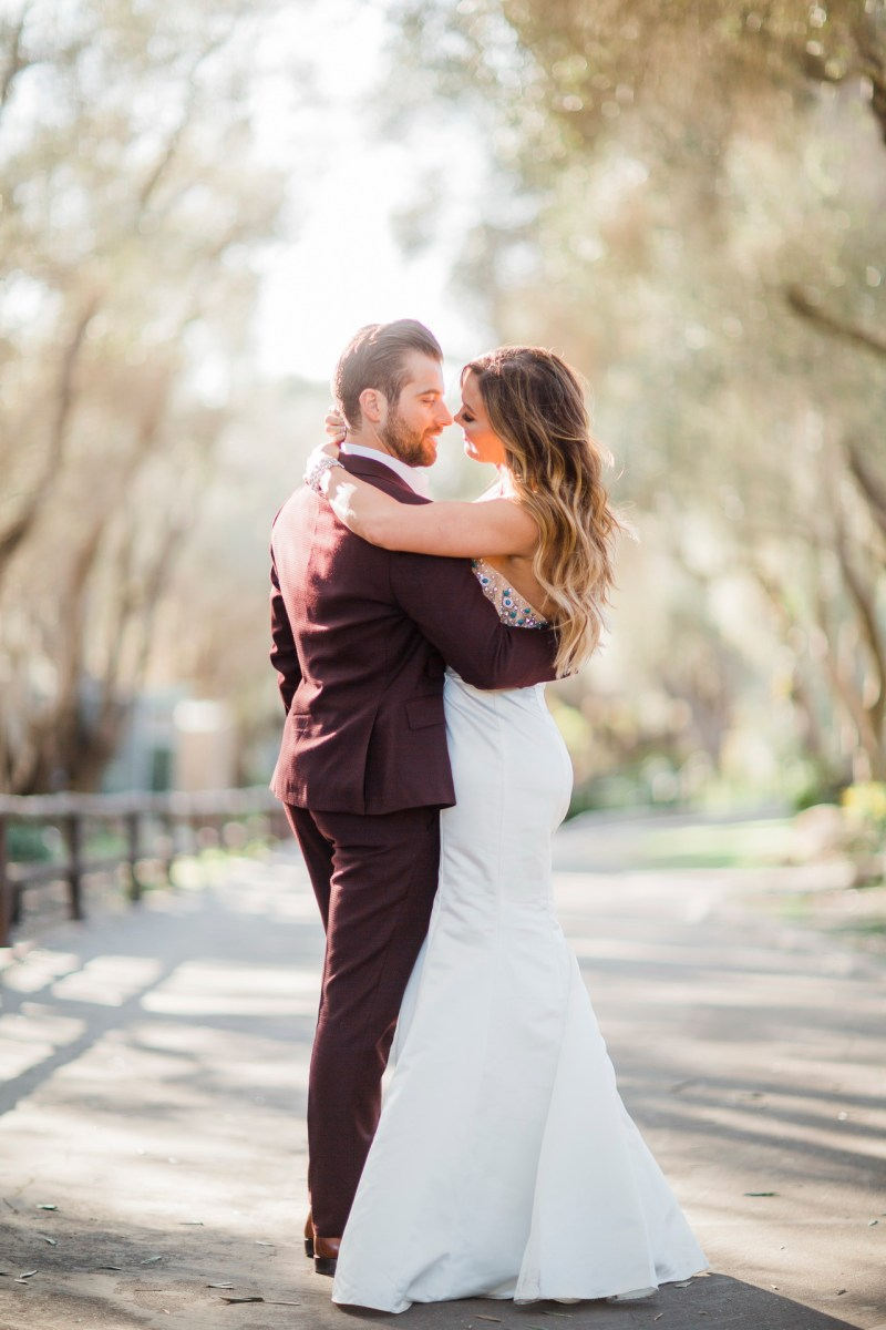 santa barabara zoo wedding and engagement pictures