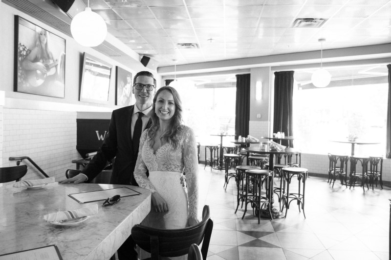 bride and groom at lyon hall washington dc wedding and elopement by nicole caldwell