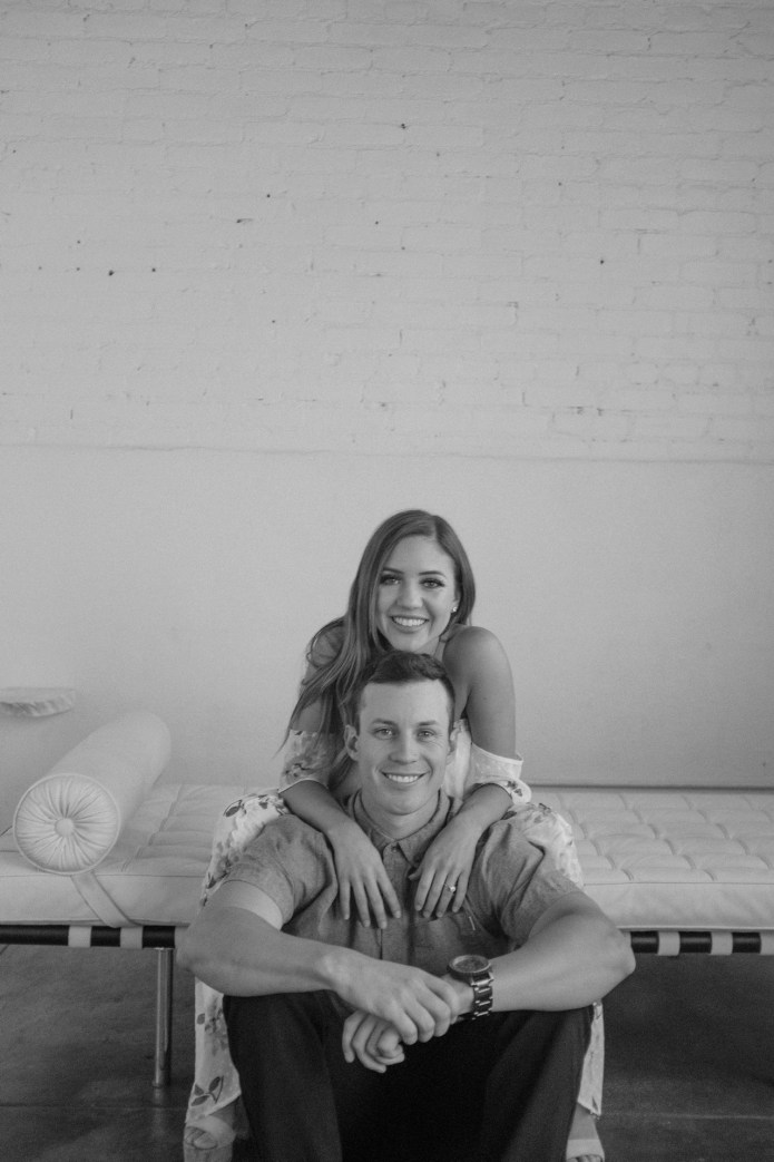 engagement photos in the studio photography nicole caldwell 18