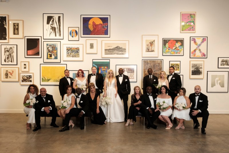 weddings riverside art museum photography by nicole caldwell 27