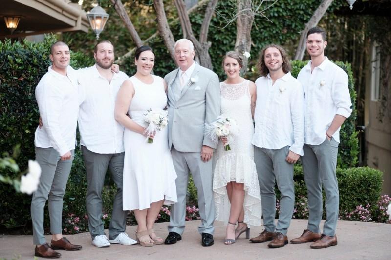 intimate second wedding Surf and Sand REsort Nicole Caldwell 09