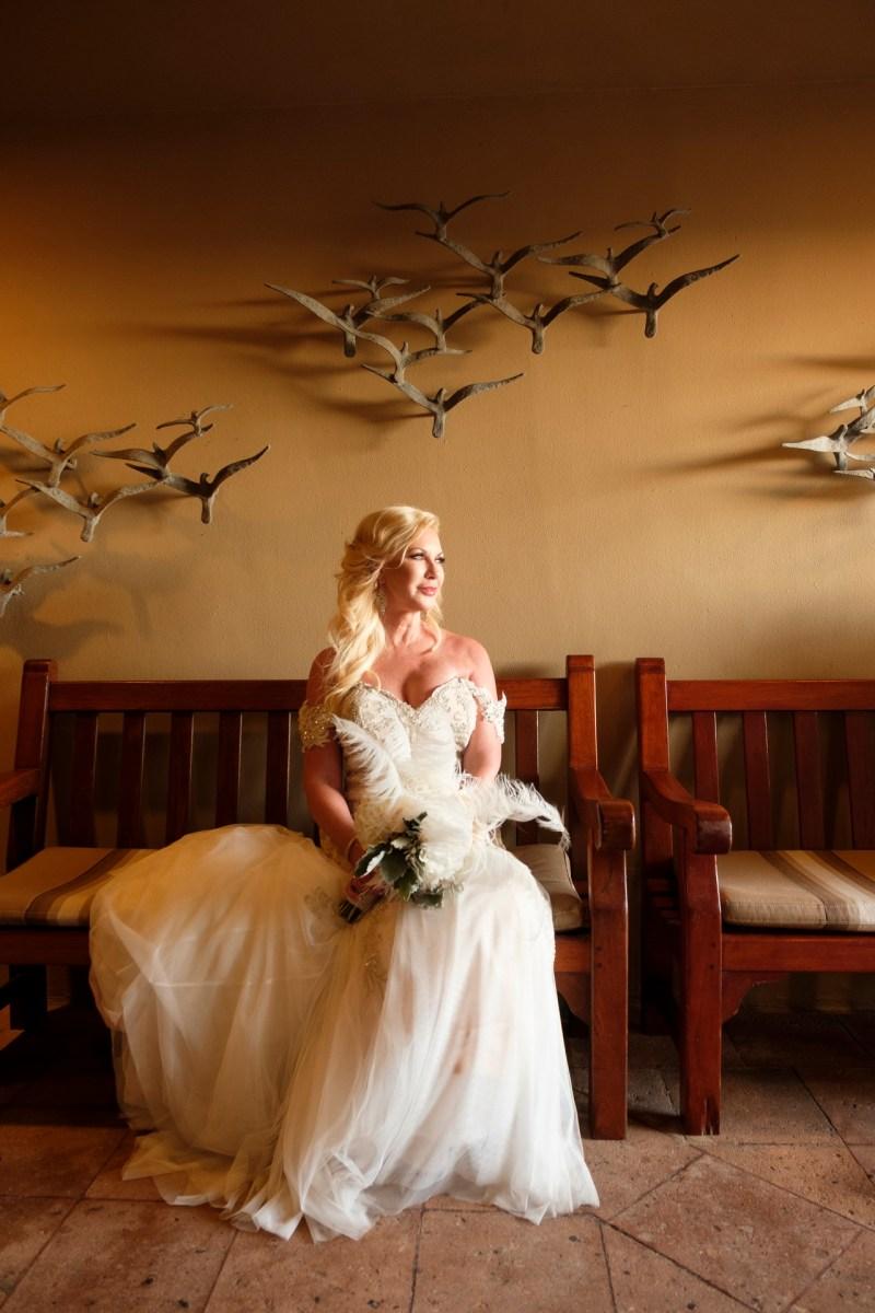 intimate second wedding Surf and Sand REsort Nicole Caldwell 14