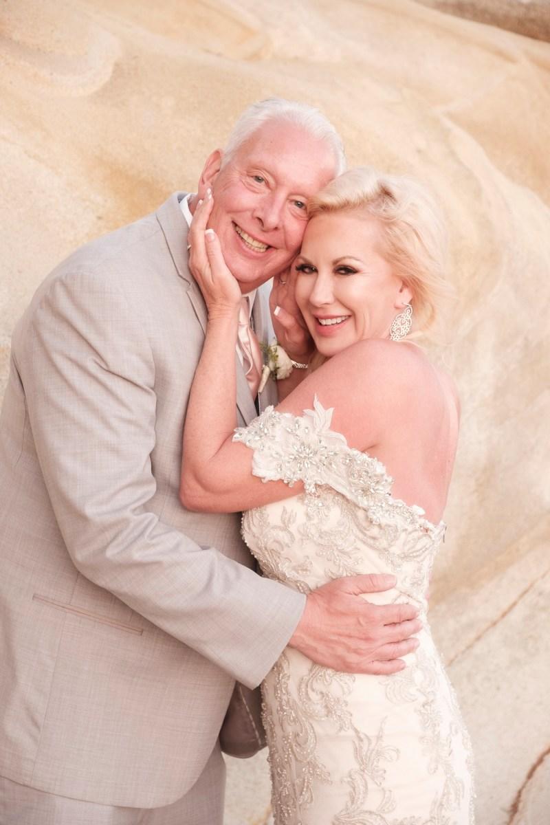 intimate second wedding Surf and Sand REsort Nicole Caldwell 26
