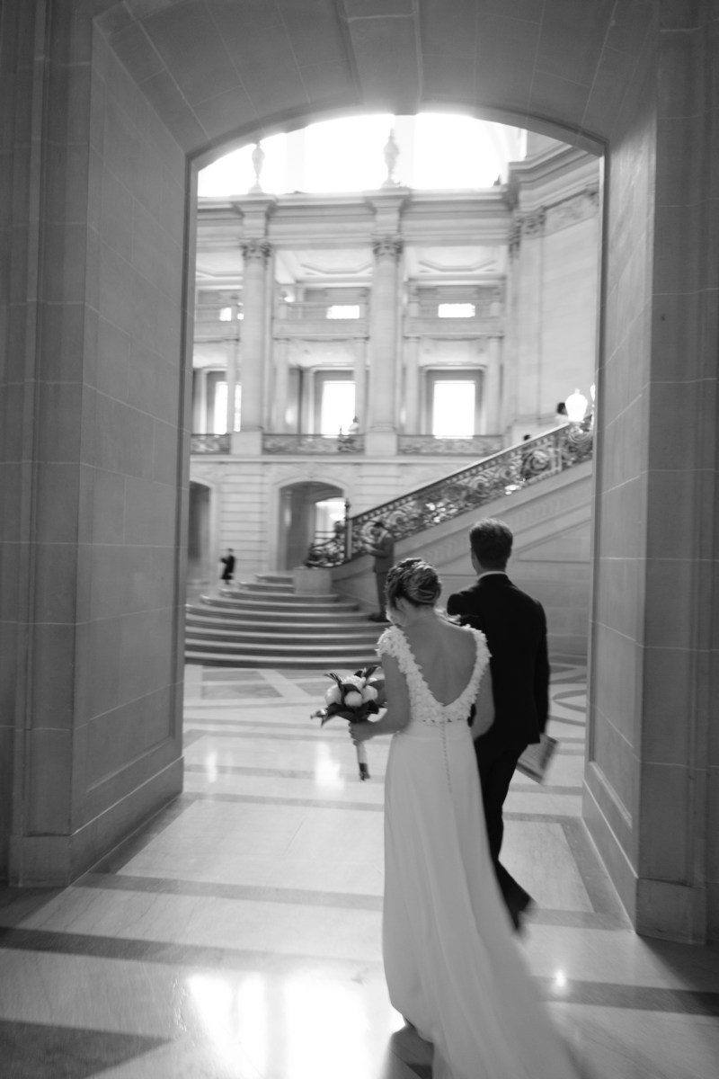 San Francisco city hall wedding nicole caldwell photography 004