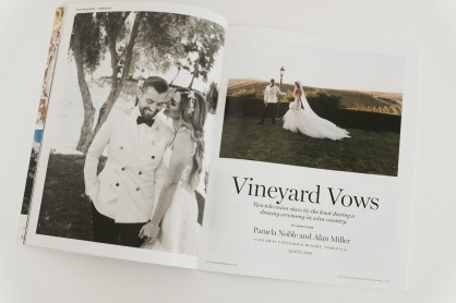callaway winnery weddings nicole caldwell as seen in ca wedding day magazine
