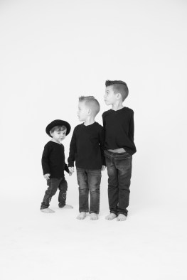 modern black and white family photography orange county nicole caldwell 07