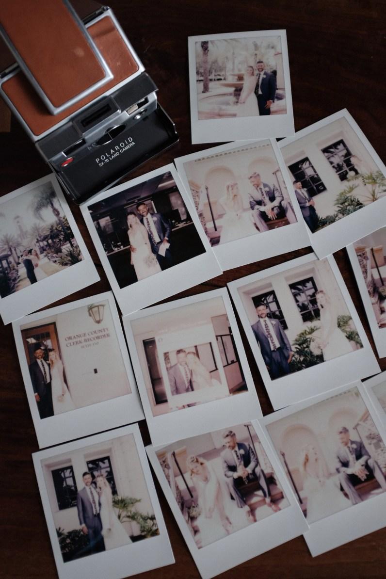 Polaroids shot on the sx-70!