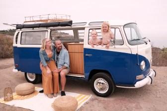 laguna beach family photography volkwagen bus nicole caldwell 03