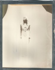 8 x 10 polaroid impossible project film by artist Nicole Caldwell 15