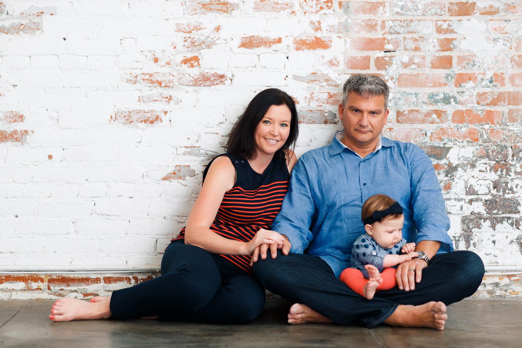 BAH HUMBUG | Dad is loving this family Photo Shoot