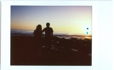 leica sofort instax film engagement crsytal cove photographer nicole caldwell 10