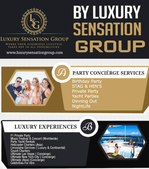 Luxury Sensation Group