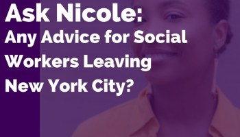 Ask Nicole: What Do You Wish You Had Known Before Becoming a