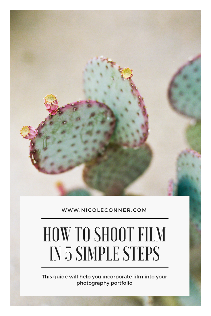 How to shoot film in 5 simple steps