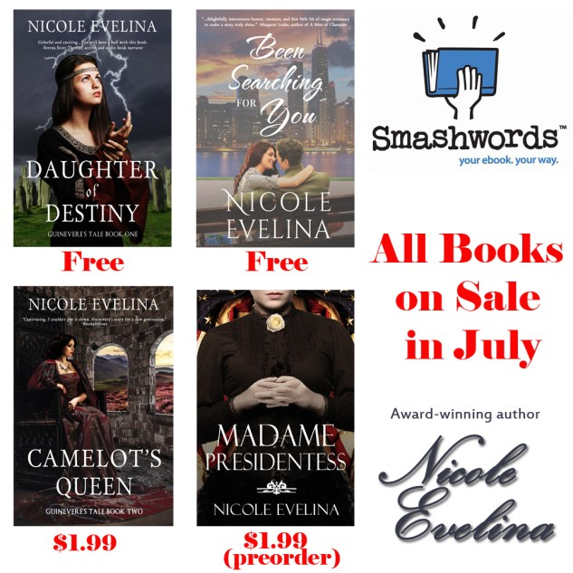 Smashwords July Sale
