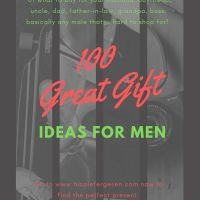 Christmas Gift Guide for Men (Husbands, Boyfriend, Dad, Father-in-Law, Brother, Grandpa, Uncle, Boss)