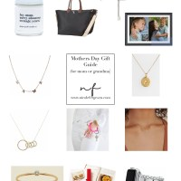 Mother's Day Gift Guide (For Mom, Mom-to-be, & Grandma)