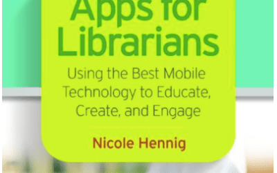 Get a free copy of Apps for Librarians in my Goodreads giveaway
