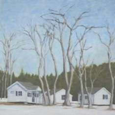 Llangolan Cabins, 2008