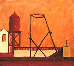 Orange Sky, 1995