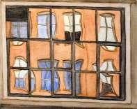Chelsea Windows I, 2005