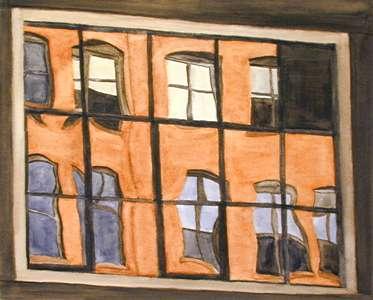 Chelsea Windows II, 2005