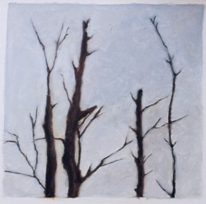 Winter Tree II, 2001