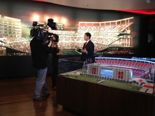 Inside the new San Francisco 49ers Stadium