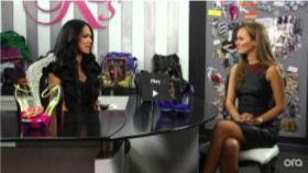 Interviewing Kimora Lee Simmons