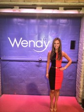 "On ""The Wendy Williams Show"""