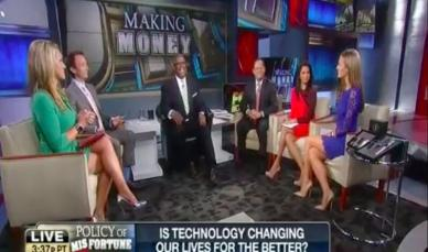 On Fox Business with Charles Payne