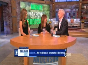 "Joining Anderson Cooper for ""Anderson Live"""