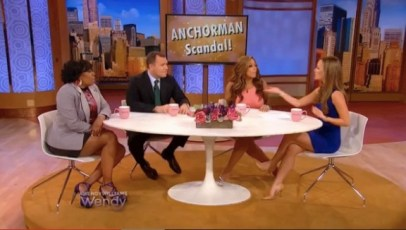 """Hot Topics"" on ""The Wendy Williams Show"""