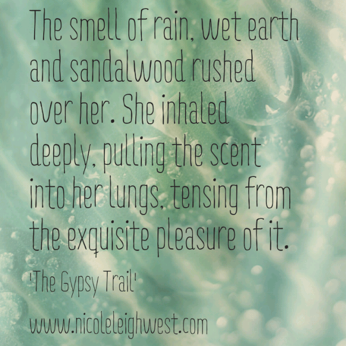 Behind the Scenes of The Gypsy Trail - a Novel by Nicole Leigh West