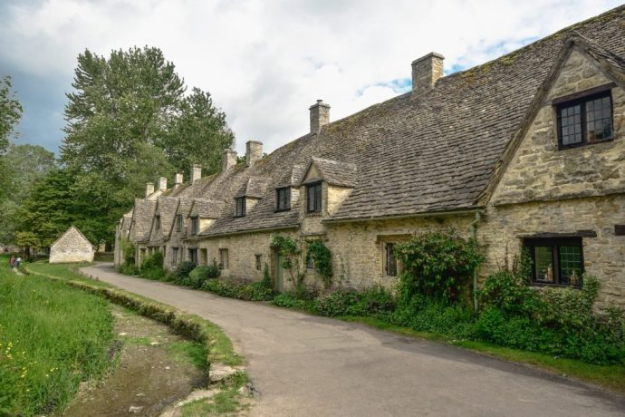 most charming UK towns - bibury