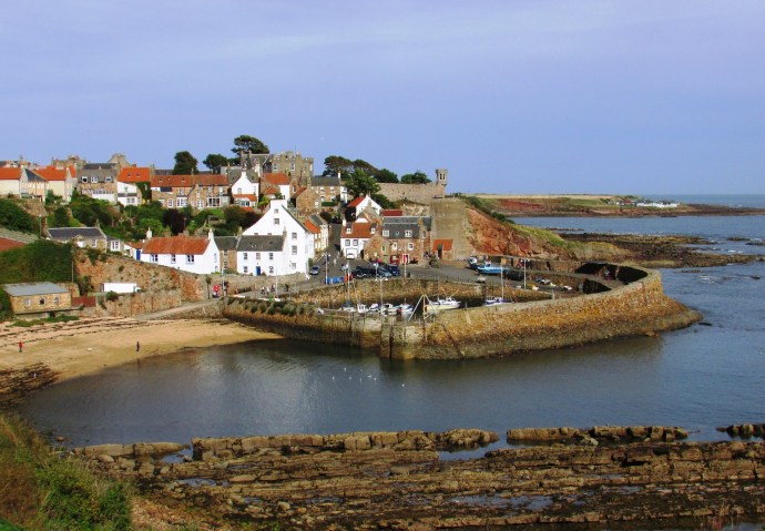 most charming UK towns - crail