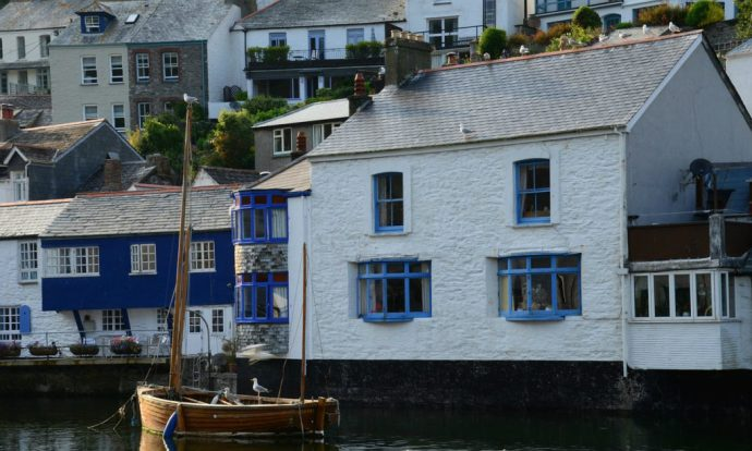 most charming UK towns - polperro