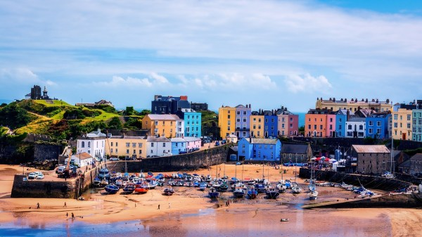 most charming UK towns - tenby