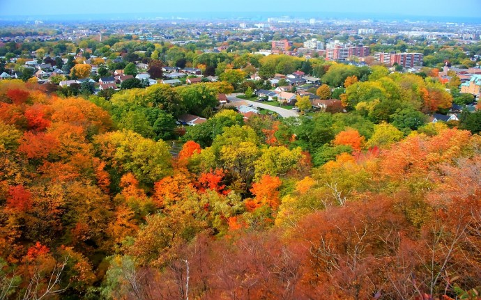 autumn holiday destinations ontario
