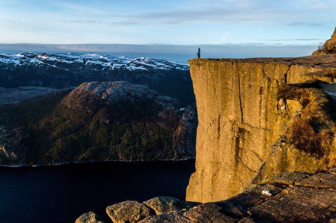 natural wonders of Europe preikestolen