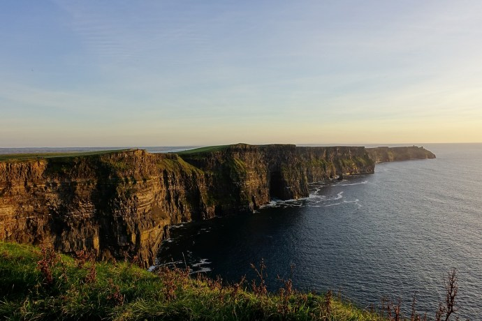 natural wonders of europe moher