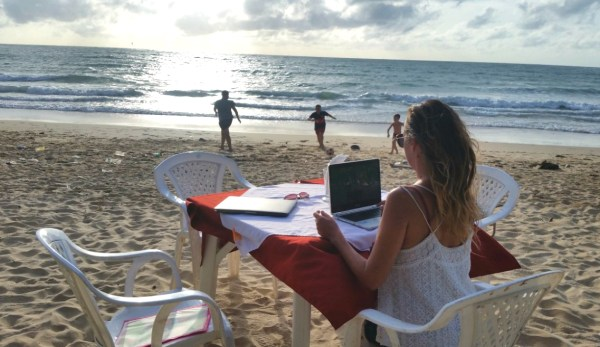 digital nomad life