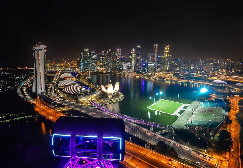 adventure travel destinations singapore