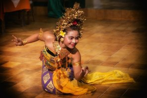 Balinese Dance: It's Much More Than Booty Shaking