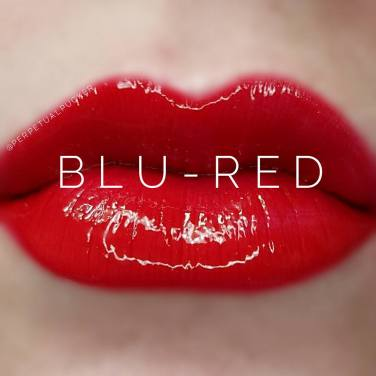 Popular Beauty Trends 2018 Blu Red LipSense