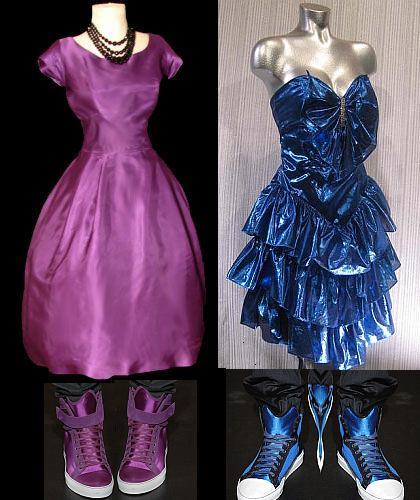 80's Dresses! (3/5)