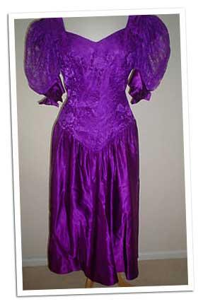 80's Dresses! (2/5)