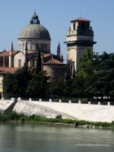 View from Ponte Pietra