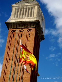 Spanish replica of St Mark's Campanile