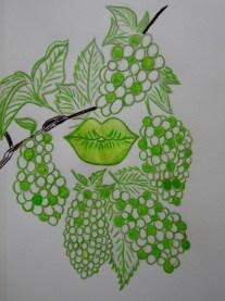 grapeslips